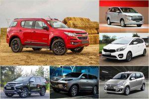 xe 7 chỗ nào đáng mua nhất 2019